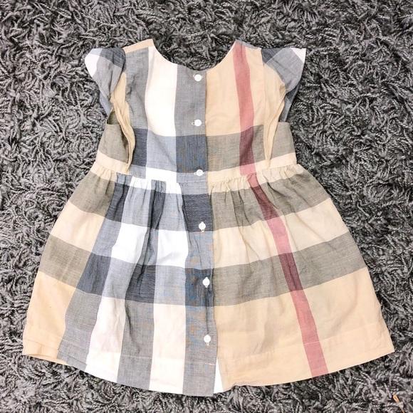 b2d7cdebd Burberry Dresses | Kids Dress | Poshmark